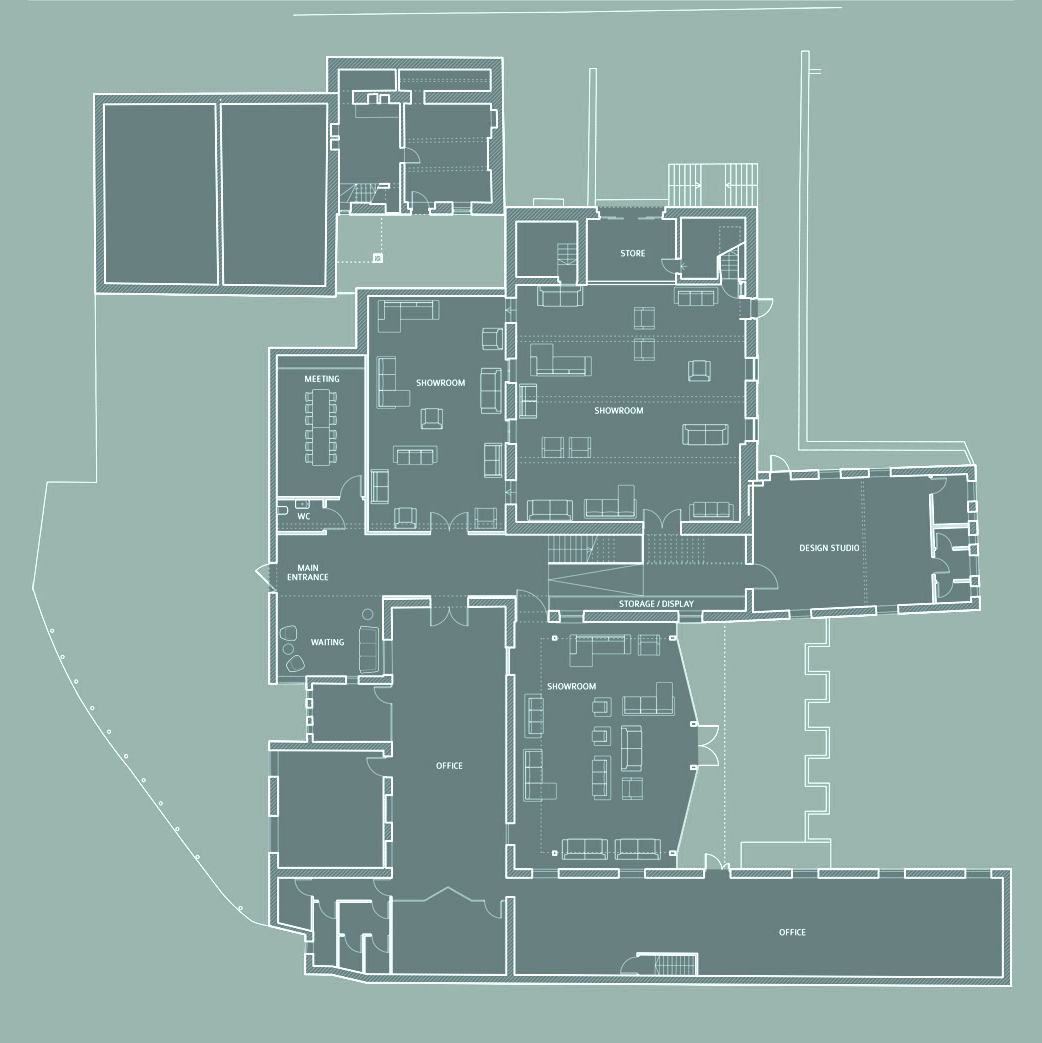 Silsden Campus ground floor plan